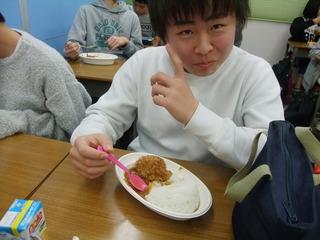 2017年末大特訓(夕食�D).JPG